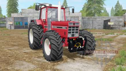 International 1455 XL front arms для Farming Simulator 2017