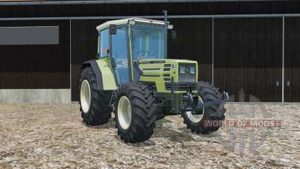 Hurlimann H-488 Turbo FL console для Farming Simulator 2015