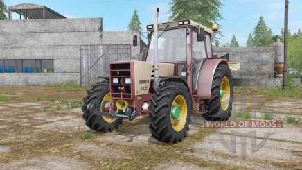Buhrer 6105 A with additional option для Farming Simulator 2017