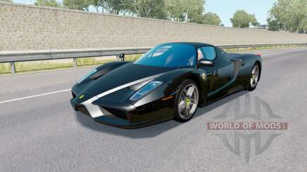 Sport Cars Traffic Pack v5.0 для American Truck Simulator