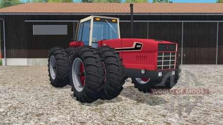 International 3588 для Farming Simulator 2015
