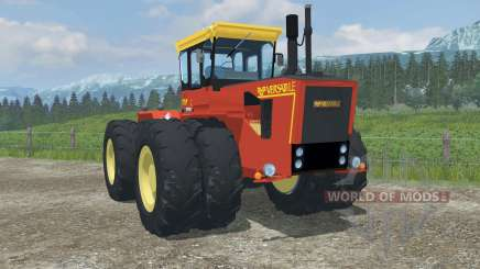 Versatile 555 punch для Farming Simulator 2013