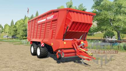 Fendt Tigo XR 75 D capacity 50000 liters для Farming Simulator 2017