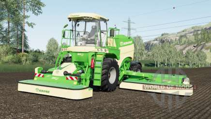 Krone BiG M 450 twenty-five percent cheaper для Farming Simulator 2017