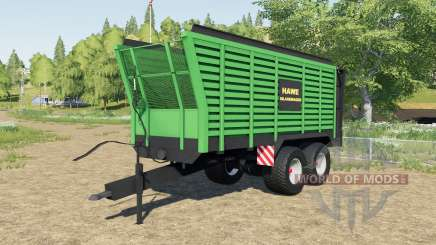 Hawe SLW 45 design selection для Farming Simulator 2017