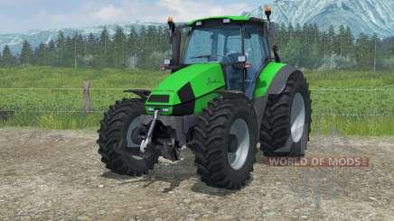 Deutz-Fahr Agrotron 120 MK3 plug-in awd для Farming Simulator 2013