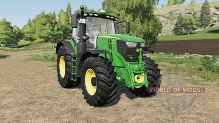John Deere R-series increased wear intervals для Farming Simulator 2017