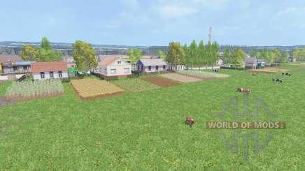 Синява v2.0 для Farming Simulator 2015