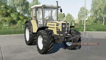 Hurlimann H-488 wheels selection для Farming Simulator 2017