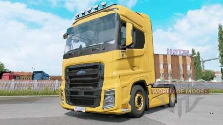 Ford F-Max v1.5 для Euro Truck Simulator 2
