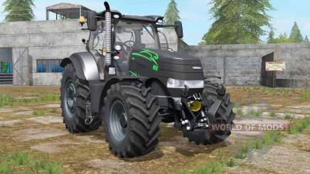 Case IH Puma 185〡200〡240 CVX Black Pantheᶉ для Farming Simulator 2017