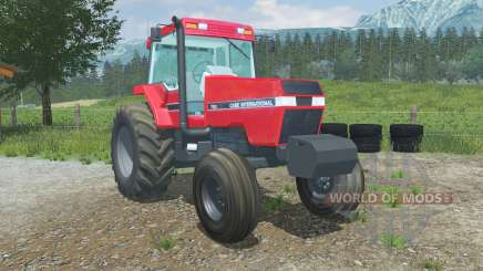 Case International 7120 Magnum для Farming Simulator 2013