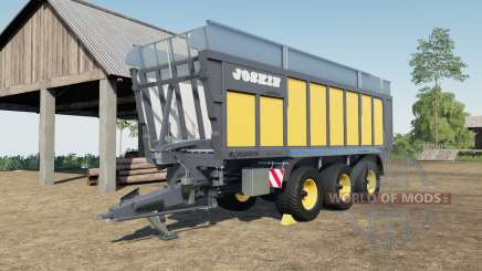 Joskin Drakkar 8600 three color options для Farming Simulator 2017