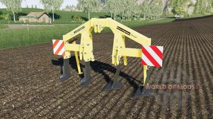 Agrisem Combiplow Gold 3m work speed 25 km-h для Farming Simulator 2017