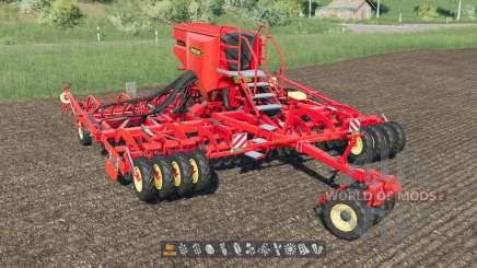 Vaderstad Rapid A 600S multifruit для Farming Simulator 2017