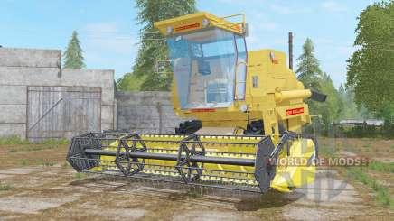 New Holland Clayson 8050 wheels options для Farming Simulator 2017