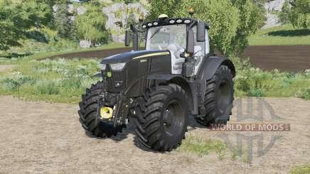 John Deere 6R-series Black Editioꞑ для Farming Simulator 2017