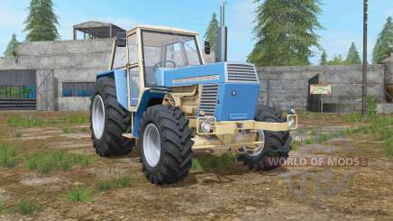Zetor Crystal 12045 spanish sky blue для Farming Simulator 2017