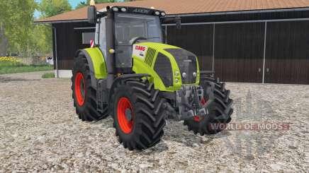 Claas Axion 850 wheels weightʂ для Farming Simulator 2015
