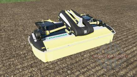 Pottinger NovaCat 301 ED multicolor для Farming Simulator 2017