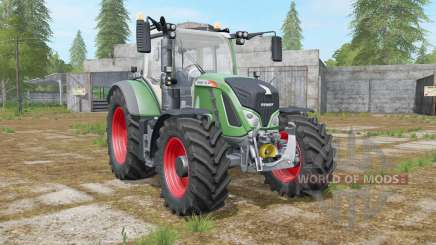 Fendt 700 Vario extra light для Farming Simulator 2017