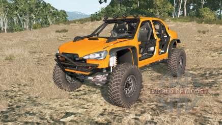 Hirochi Sunburst Rock Crawler v0.1.5 для BeamNG Drive