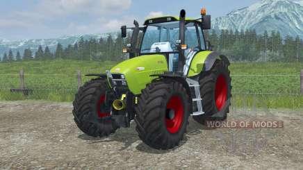 Hurlimann XL 130 im grünen для Farming Simulator 2013