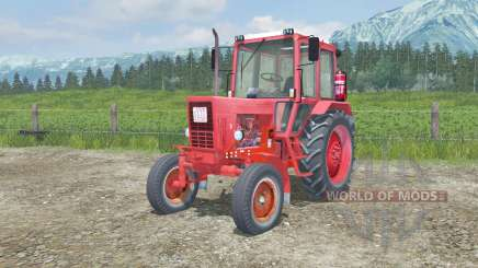 МТЗ-80 Беларус с ручным зажиганием для Farming Simulator 2013
