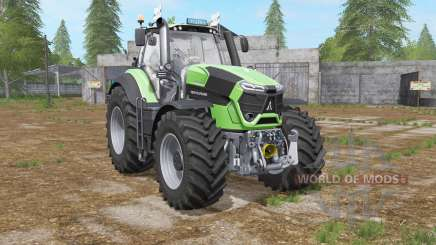 Deutz-Fahr 9-series LED beacons для Farming Simulator 2017