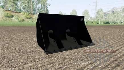 Ковш с большим объемом для Farming Simulator 2017