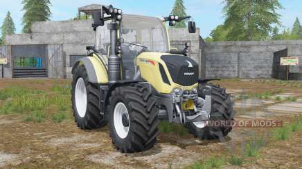 Fendt 300 Vario chip tuning для Farming Simulator 2017
