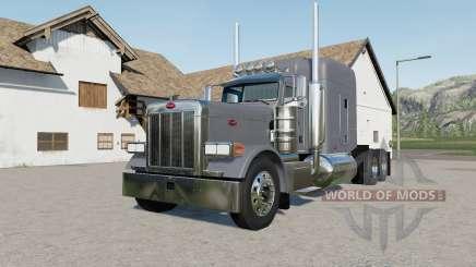 Peterbilt 379 1987 color selectable для Farming Simulator 2017