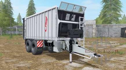 Fliegl Gigant ASW 268 для Farming Simulator 2017