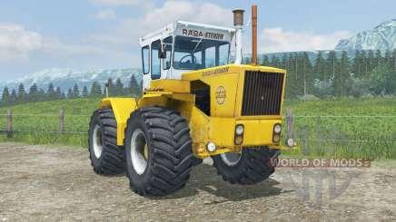 Raba-Steiger 250 More Realistic для Farming Simulator 2013
