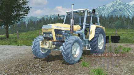 Ursus 1224 hand animation для Farming Simulator 2013
