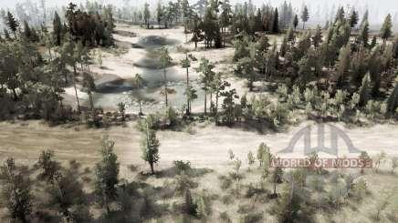 Долина для MudRunner