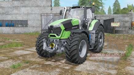 Deutz-Fahr 9000 TTV Agrotron для Farming Simulator 2017