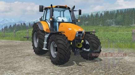 Hurlimann XL 130 orange для Farming Simulator 2013