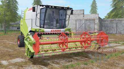 Claas Tucano 320 fixed some bugs для Farming Simulator 2017