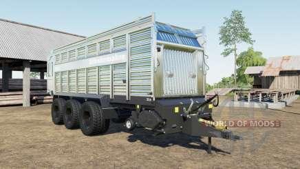 Schuitemaker Rapide 8400W Chrome Edition для Farming Simulator 2017