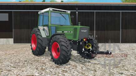 Fendt Farmer 310 LSA Turbomatik dark green для Farming Simulator 2015