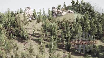 Лето на Урале для MudRunner
