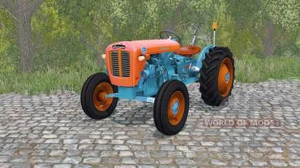 Lamborghini 1R burning orange для Farming Simulator 2015