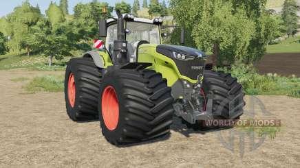 Fendt 1000 Vario VE для Farming Simulator 2017