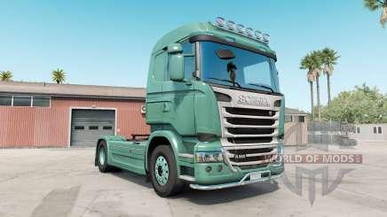 Scania R-series & S-series для American Truck Simulator
