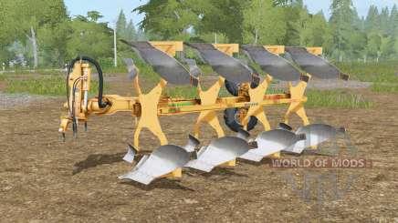 Moro Aratri QRV 20A Raptor для Farming Simulator 2017