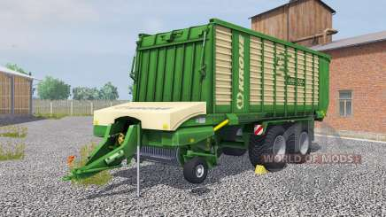 Krone ZX 450 GD la salle green для Farming Simulator 2013