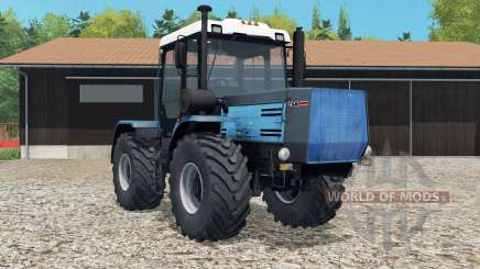 ХТЗ-17221-21 тёмно-серовато-синий для Farming Simulator 2015