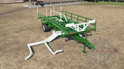 Sipma WS 6510 для Farming Simulator 2017