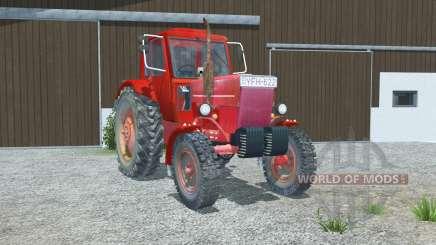 МТЗ-80 Беларус открываются двери для Farming Simulator 2013